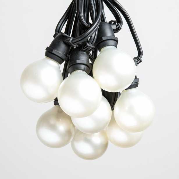 """Hometown Evolution, Inc. 50' Outdoor 40 - Bulb Globe String Light"" - Perigold"