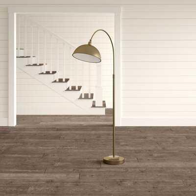 """Archstone 63.5"""" Arched/Arc Floor Lamp - Birch Lane"""