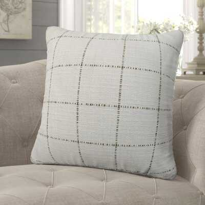 Davida Plaid Throw Pillow - Wayfair