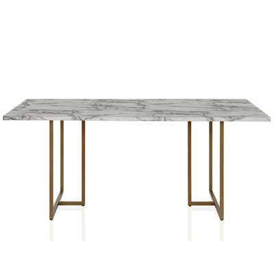 Edith Dining Table - Wayfair