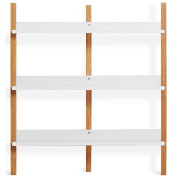 "Blu Dot Browser Tall Bookcase Size: (3 Shelves) 42"" H x 38"" W x 17"" D - Perigold"