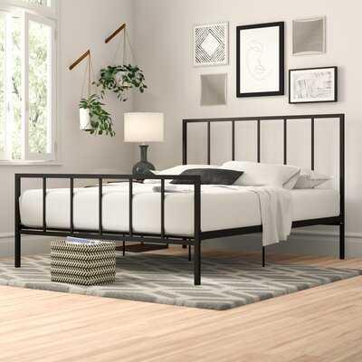 Jarvis Platform Bed - Wayfair