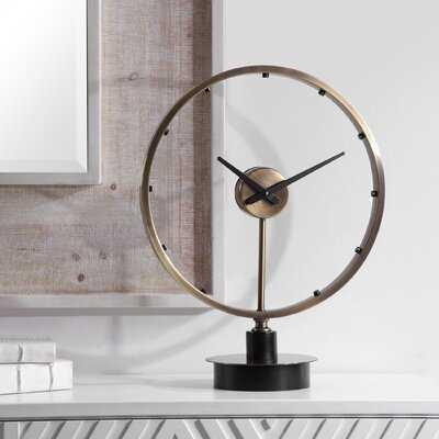 Table Clock - Wayfair