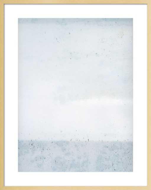 Overast - Soft Blues by Ashleigh Ninos for Artfully Walls - Artfully Walls