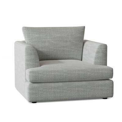 Cintia Chair and a Half - Wayfair