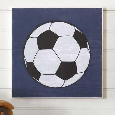 Shorehamby Soccer Sports Center Paper Print - Birch Lane