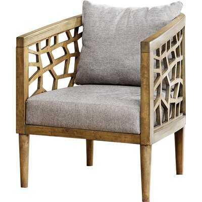 """Dakota 27"""" W Barrel Chair - Wayfair"""