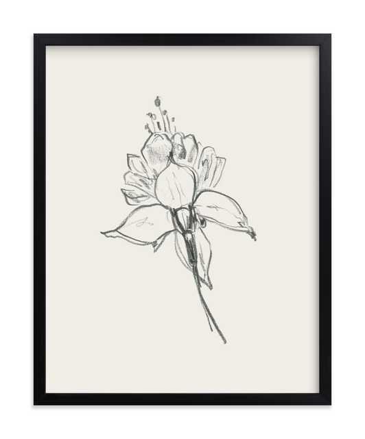 Fuchsia 2 Of 2 Diptych Art Print - Minted