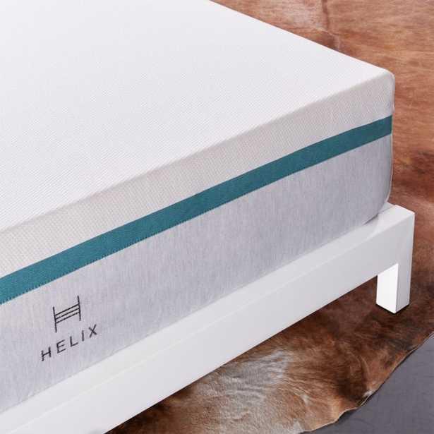 Helix Standard Sunset Soft Queen Mattress - CB2
