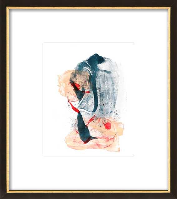 Monoprint 12 by Melissa McGill for Artfully Walls - Artfully Walls