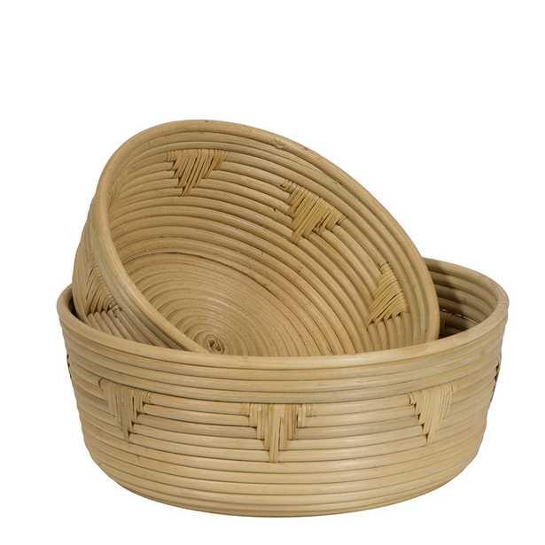 Theyla Nesting Baskets - Lulu and Georgia