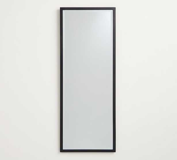 "Layne Narrow Wall Mirror, Bronze, 20""W x 52""H - Pottery Barn"
