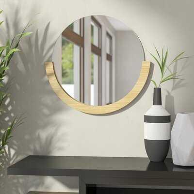Mira Modern & Contemporary Accent Mirror - Wayfair