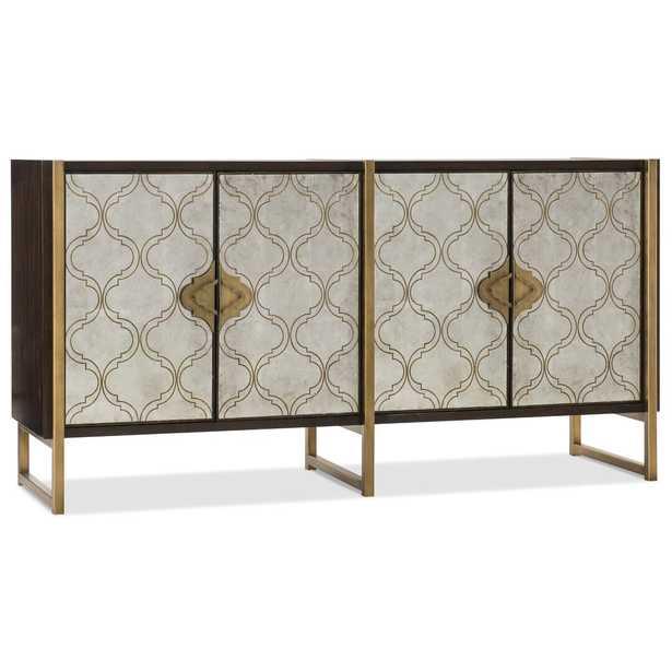 """Hooker Furniture Melange Classic Credenza"" - Perigold"