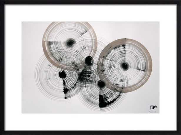 Sgraffito 531 by Michael Lentz for Artfully Walls - Artfully Walls