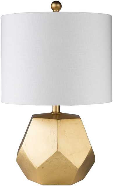 Fielding 13 x 13 x 21.5 Table Lamp - Neva Home