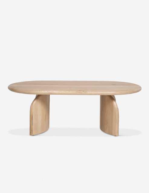Ada Oval Coffee Table - Lulu and Georgia