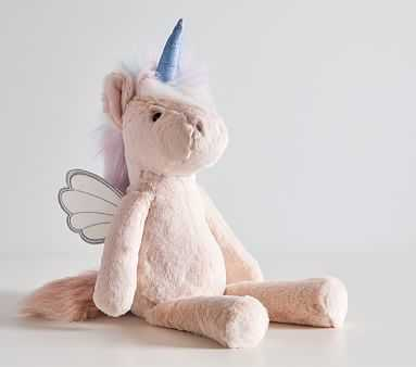 Unicorn Light-up Plush - Pottery Barn Kids