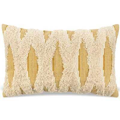 Sebeka Cotton Lumbar Pillow - Wayfair