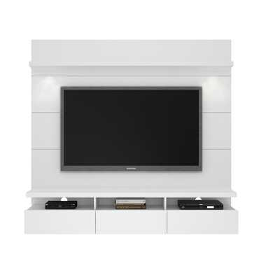 """Aghasi Floating Entertainment Center for TVs up to 60"""" - Wayfair"""