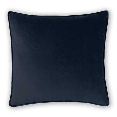 Alla Square Velvet Pillow Cover & Insert - Wayfair