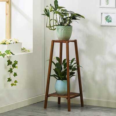 2 Tier Flower Plant Stand Pot Holder - Wayfair
