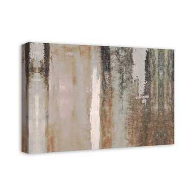Abstract -Unframed Painting Print on Canvas - Wayfair