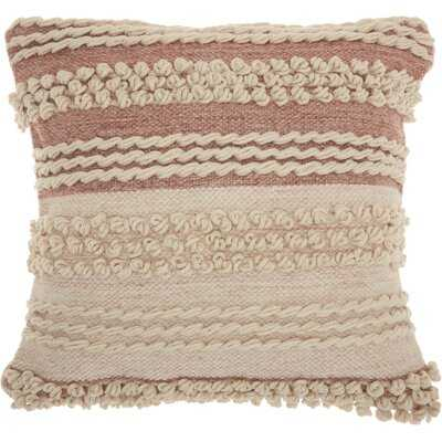 Ellijay Square Pillow Cover and Insert - Wayfair