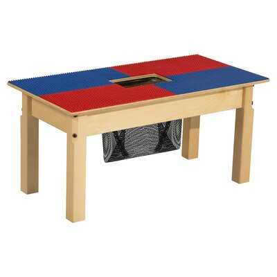 Rectangle LEGO Table - Wayfair
