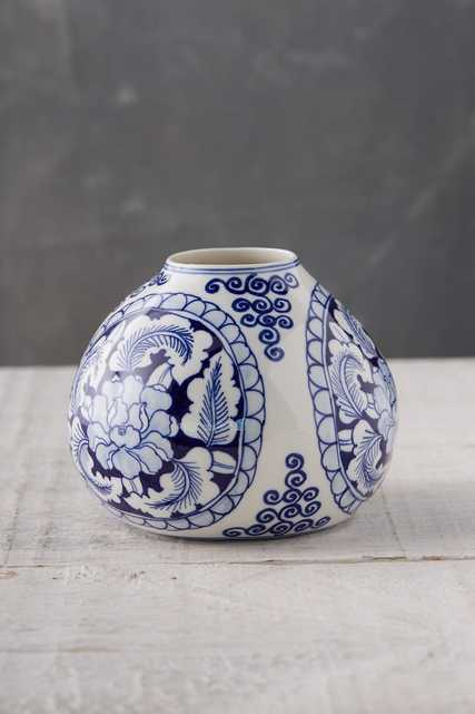 Chinoiserie Vase - Anthropologie