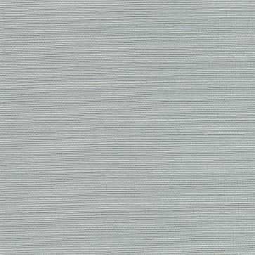 Mirador Slate Grasscloth Wallpaper - West Elm