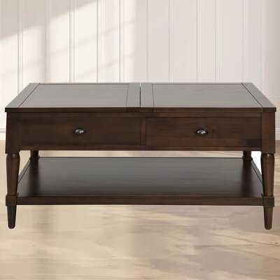 Asyia Lift Top Coffee Table with Storage - Wayfair