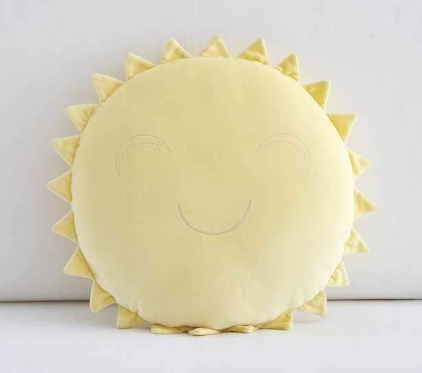 Sun Pillow - Pottery Barn Kids