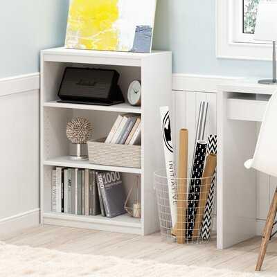 Alanta 35.9'' H x 24.52'' W Standard Bookcase - Wayfair