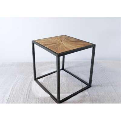 Square End Table - Wayfair
