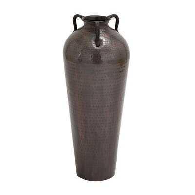 Argita Metal Flower Vase - Wayfair