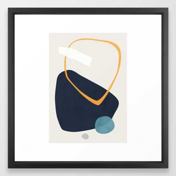 Rai Framed Art Print - Society6