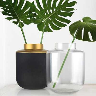 Apothecary Glass Vase - Wayfair