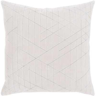 Regan Cotton Throw Pillow - AllModern