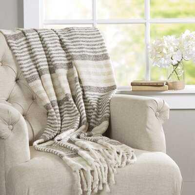 Hephzibah Throw Blanket - Birch Lane