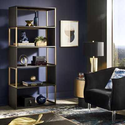 Rialto Standard Bookcase - Wayfair