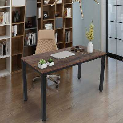 Computer Desk 40' Modern Sturdy Office Desk Study Writing Desk For Home Office - Wayfair