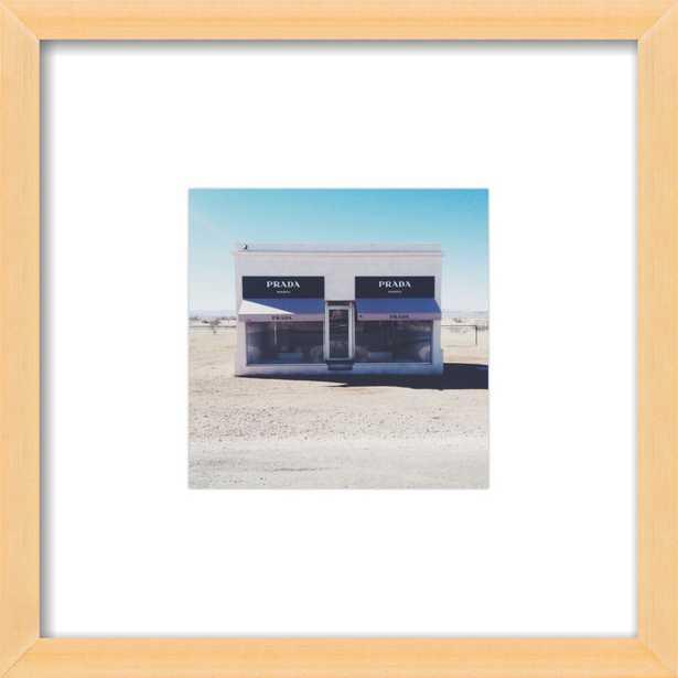 Prada Marfa by Alison Holcomb for Artfully Walls - Artfully Walls