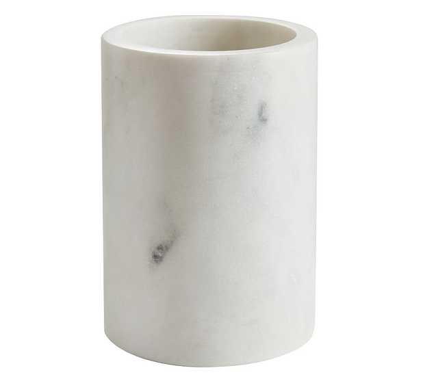 Marble Desk Accessory, Pencil Cup - Pottery Barn