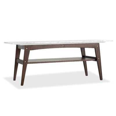 Clarkston Coffee Table with Storage - Wayfair