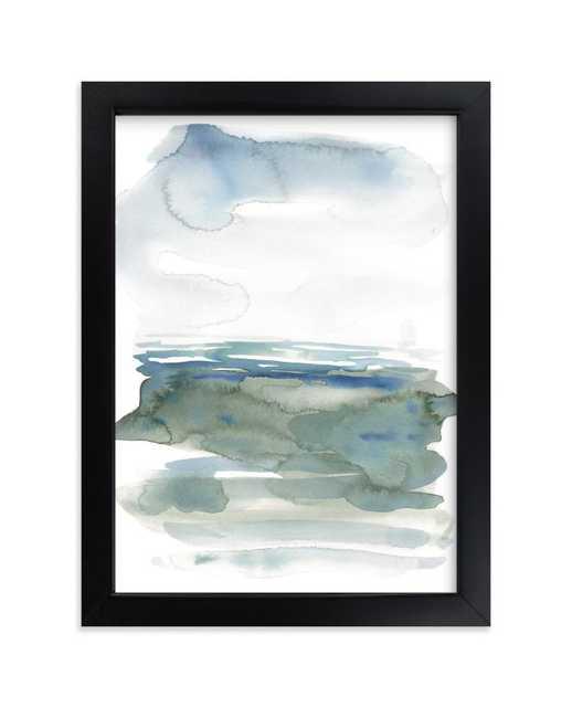 Ocean Landscape Art Print - Minted
