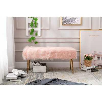 Anatolio Upholstered Bench - Wayfair