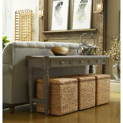 62'' Solid Wood Console Table - Wayfair