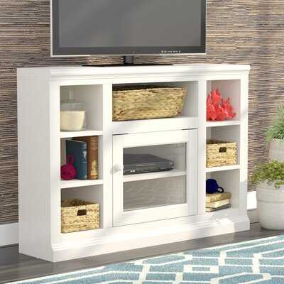 "Flournory Corner TV Stand for TVs up to 50"" - Wayfair"