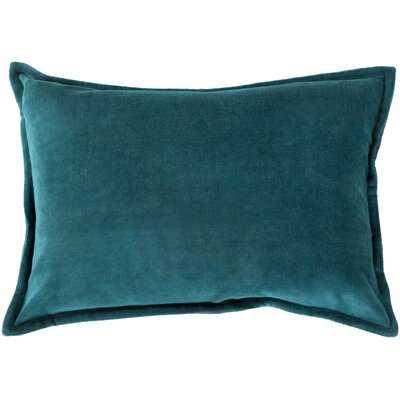 Captain Velvet Lumbar Pillow - Wayfair
